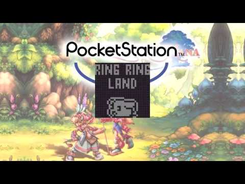 Ring Ring Land ~ Hack of Legend of Mana (PocketStation)