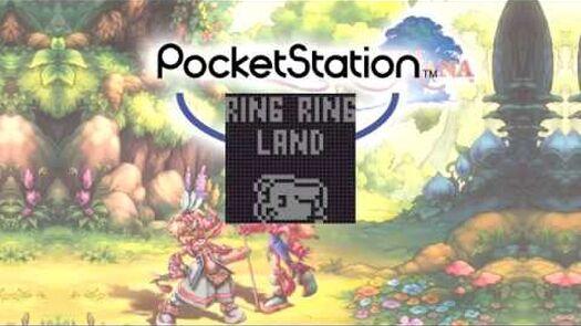 Ring Ring Land ~ Hack of Legend of Mana (PocketStation)