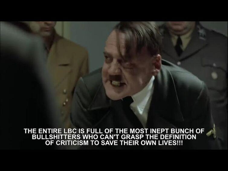 Hitler reacts to the ParaWarnerViacom/davemadson drama