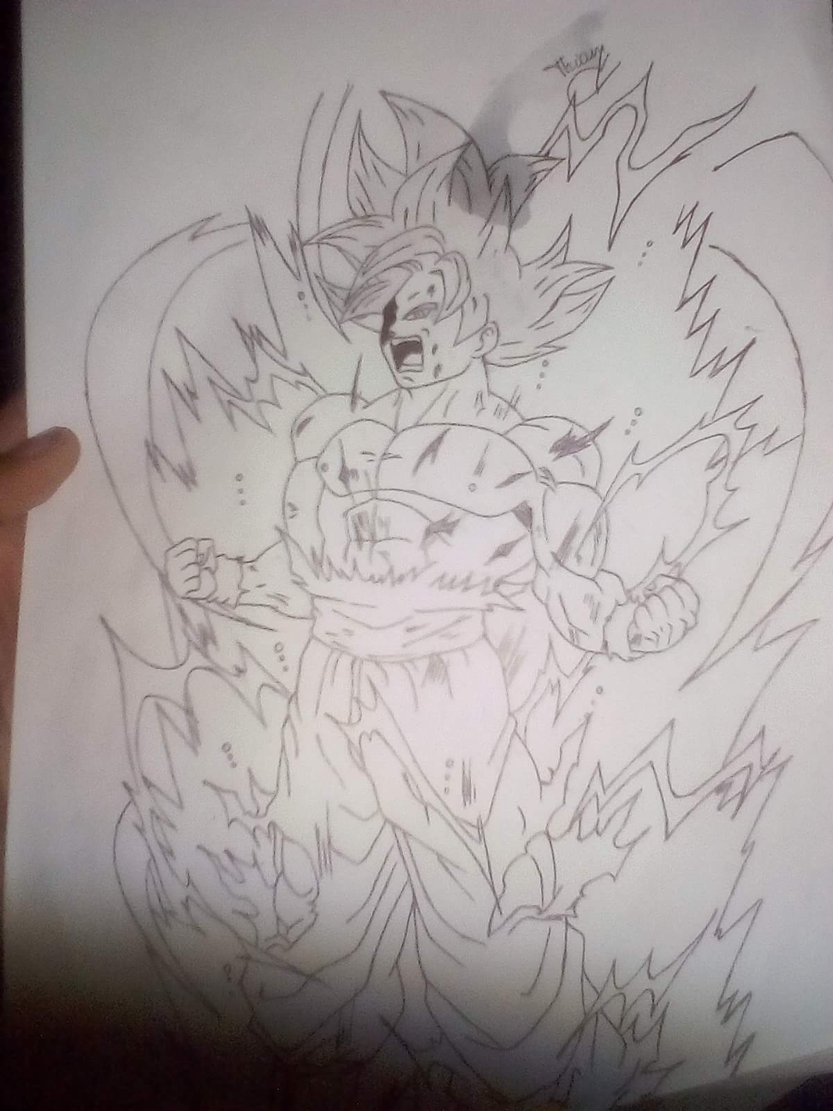 Goku Ultra Instinct Maitrise Fandom