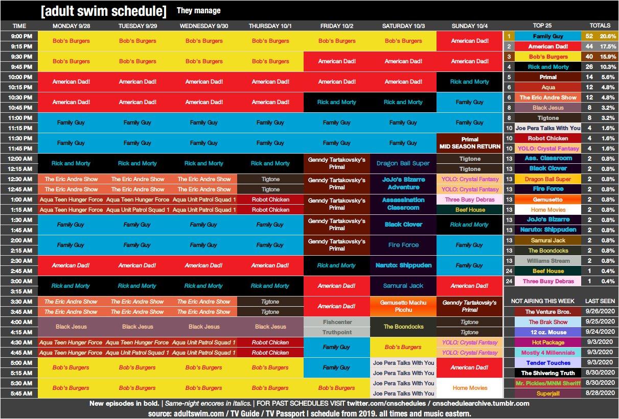CN News/Schedules on Twitter