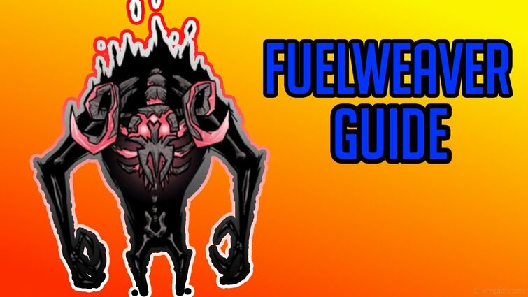 Ancient Fuelweaver Guide - HARDEST BOSS (Don't Starve Together)