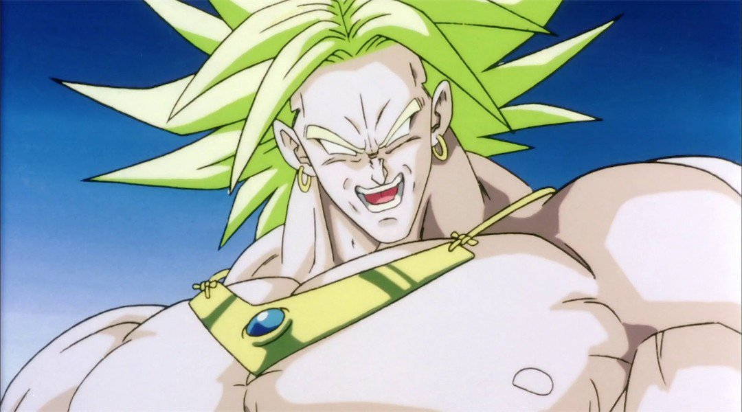 Pure Evil Submission: Broly