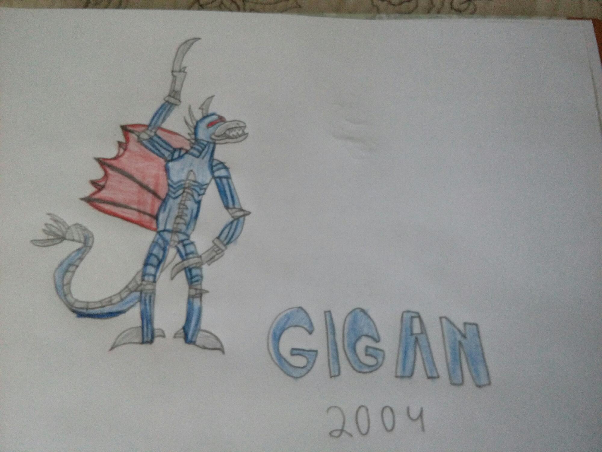 Gigan 2004
