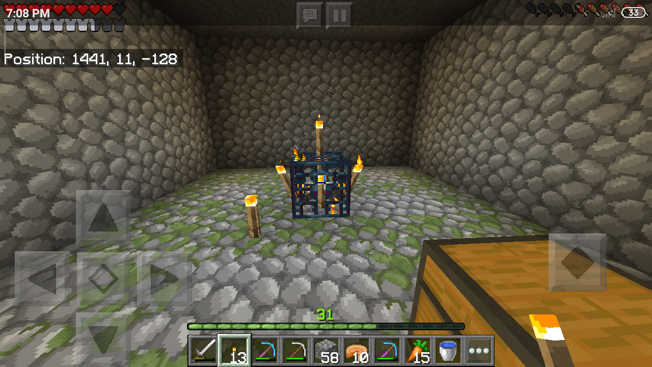I Just Found A Spider Spawner And Ideas For The Spawner Farm Fandom