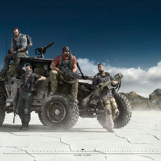 Bolivia formally complains to French embassy about Ghost Recon: Wildlands