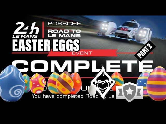 Real Racing 3 Easter Eggs (Part 2 Special Events)