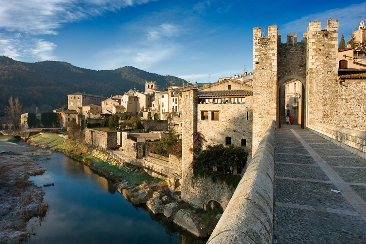 Apparently, Westworld is filming in Besalú, Catalonia later this month...