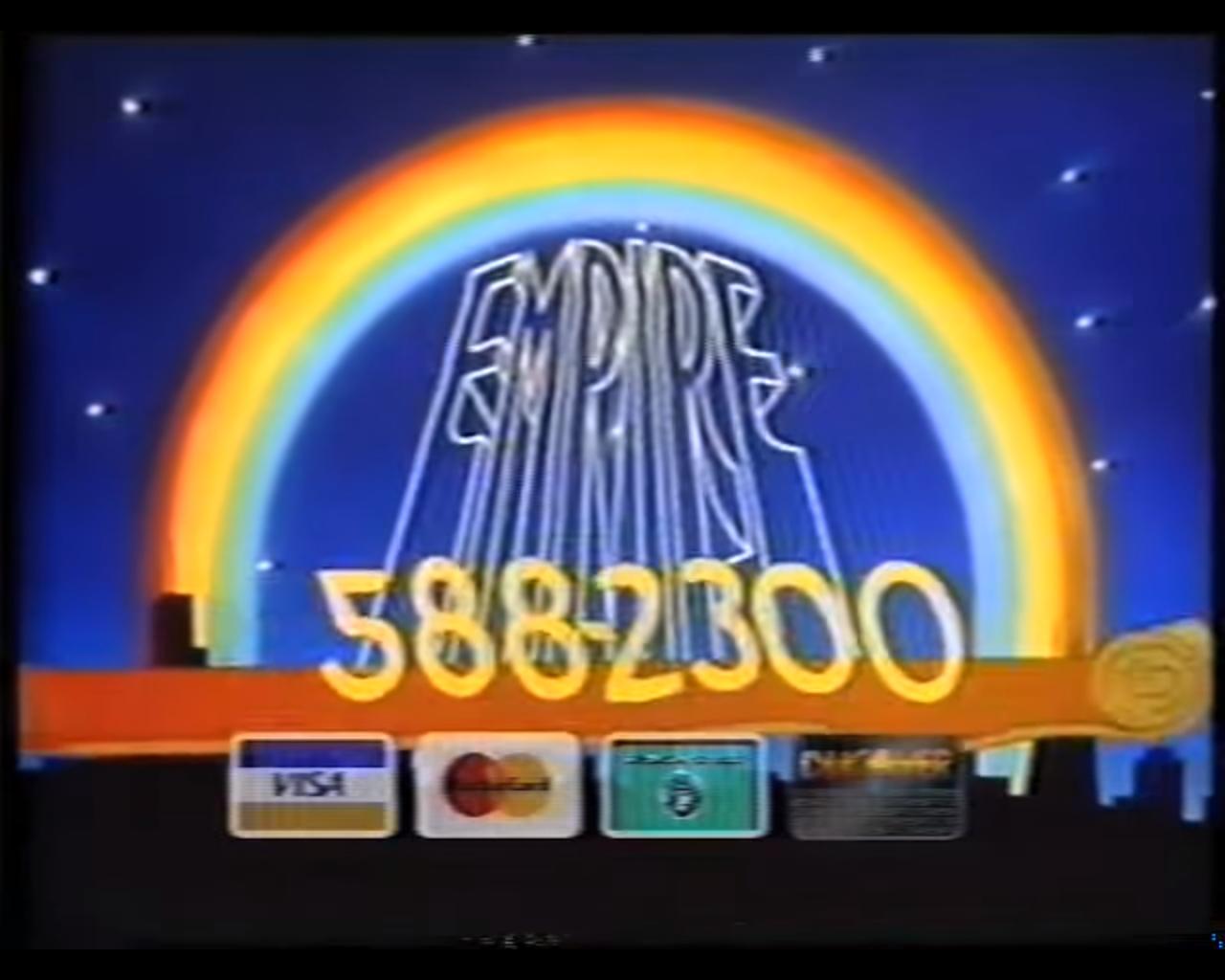 RARE MasterCard logo!