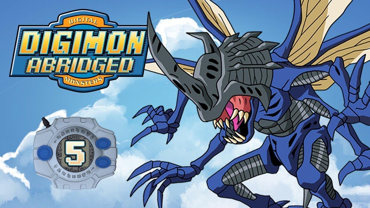 Digimon Abridged Episode 05: Izzy Izumi and the Whimsy Warehouse