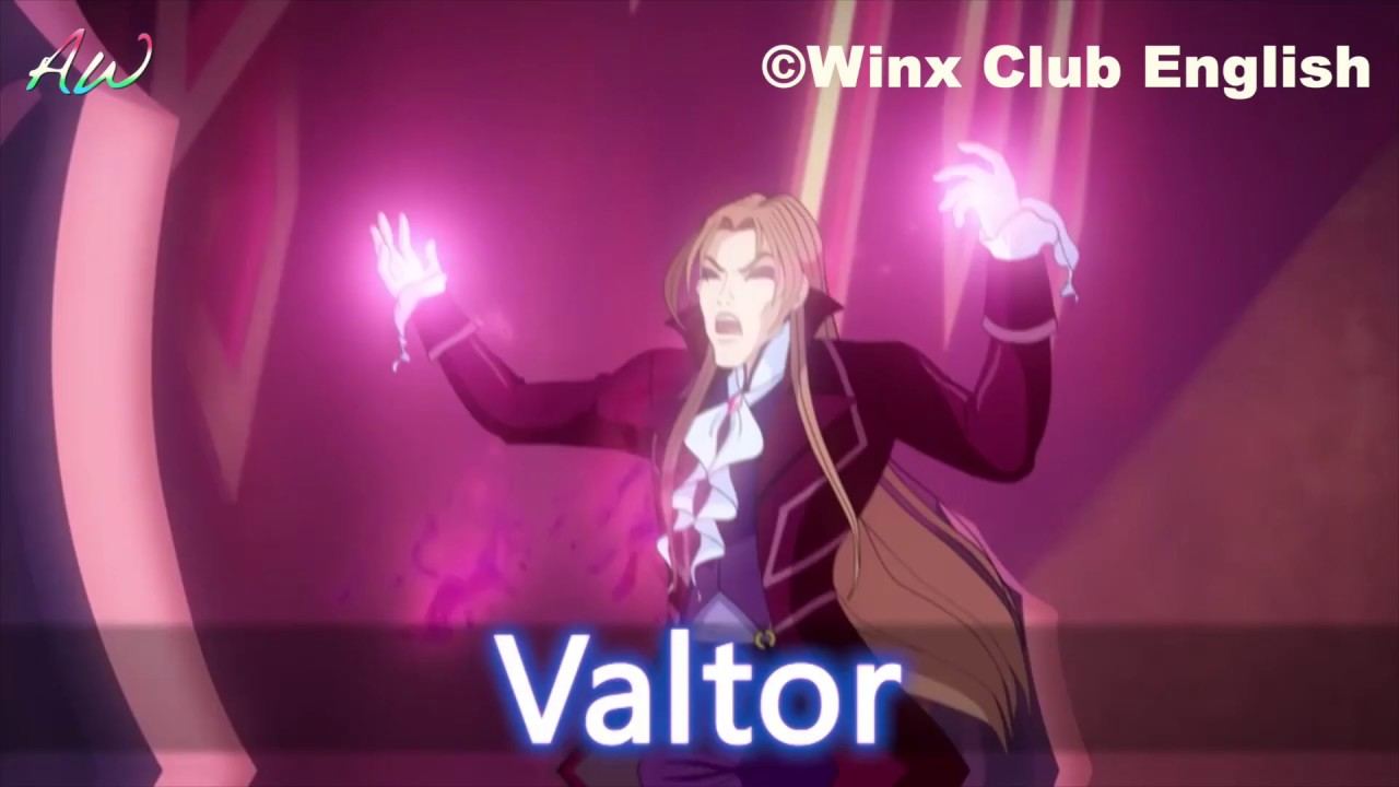 Winx Club Season 8 - Valtor's back! Preview!