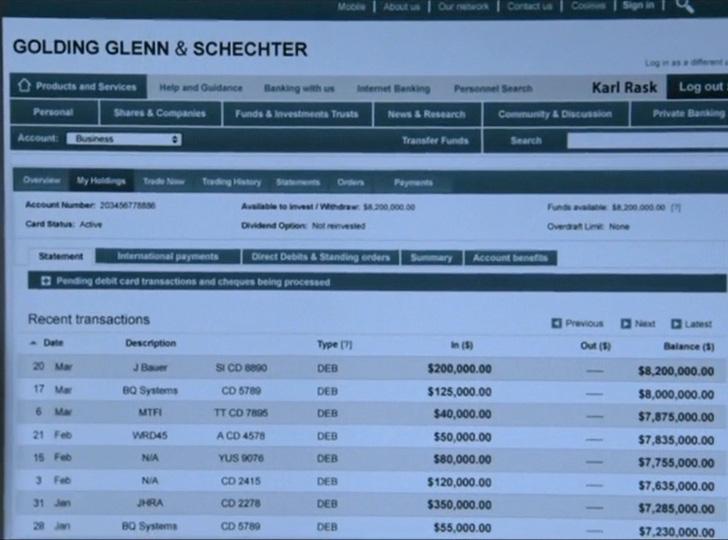 Golding Glenn & Schechter