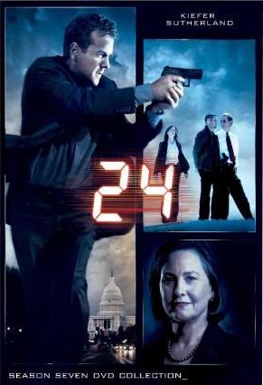 24: Season Seven DVD Collection (Region 2)