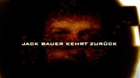 24 (Twenty Four) Season 7 - German Trailer 2 Premiere
