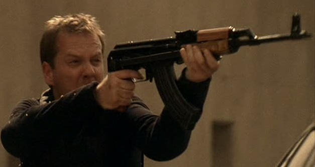On-screen kills by Jack Bauer