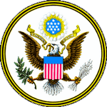 150px-Great Seal of the US