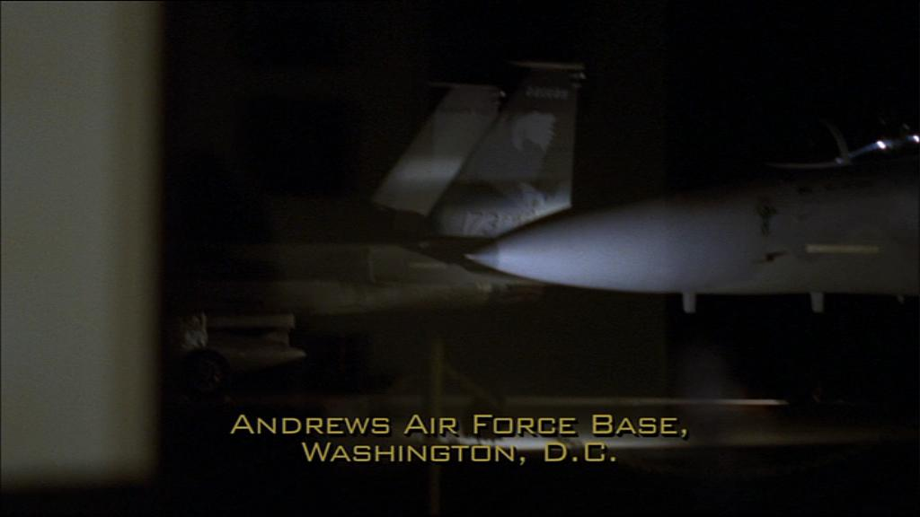 Andrews Air Force Base