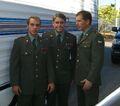 Pavel Soukharev, Tyler Vogt, Tim Mikulecky