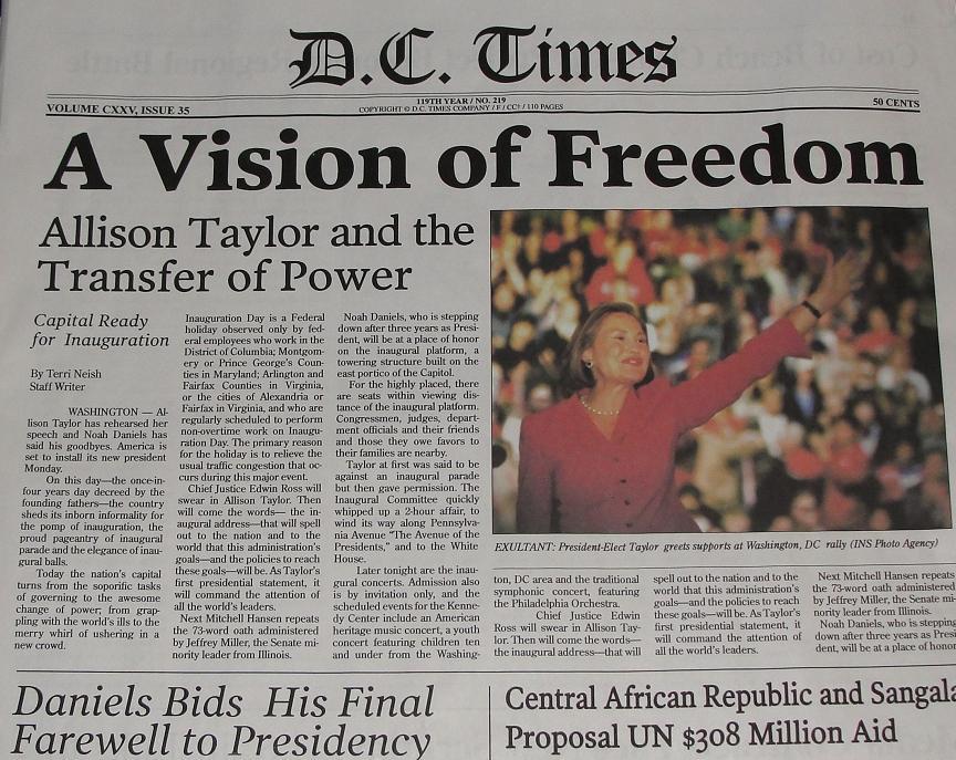 D.C. Times