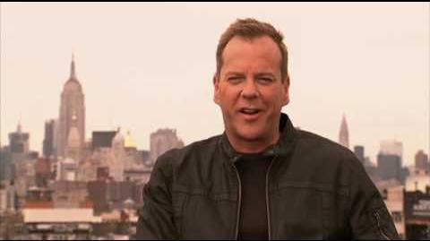 Kiefer Sutherland 24 Season 8 Interview