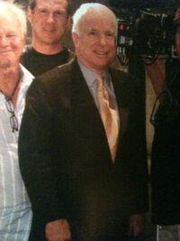 24 John McCain Cameo Filming.jpg