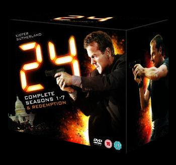 24: Complete Seasons 1-7 & Redemption