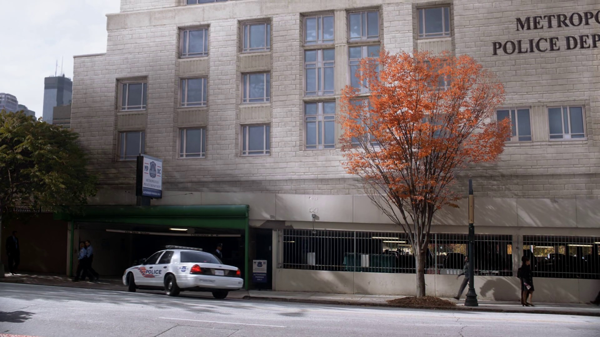 Metropolitan Police Department of the District of Columbia