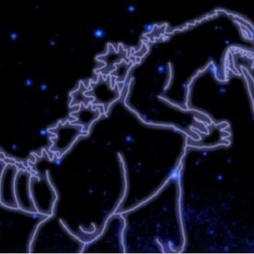 NASA stellt Godzilla-Sternenkonstellation vor