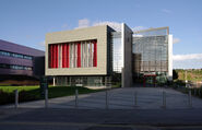 Jubilee Campus MMB «14 Nottingham Geospatial Building