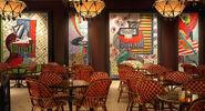 2 404 Drugstore Cafe Interior Barbara Kraft