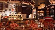 3 405 Drugstore Cafe Counter Barbara Kraft