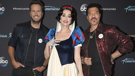 American Idol Judges Katy Perry, Luke Bryan and Lionel Richie Weigh In on The Results of Disney Night
