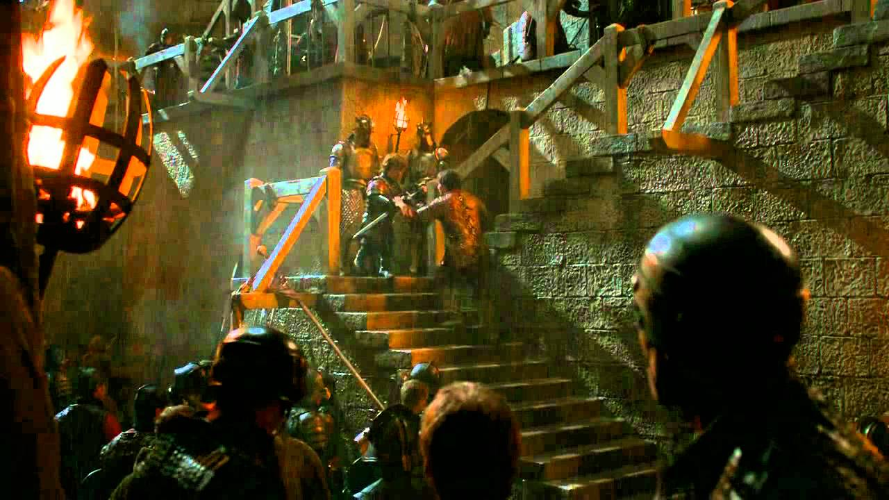 Game.of.Thrones.S02E09 : Tyrion Lannister speech HD