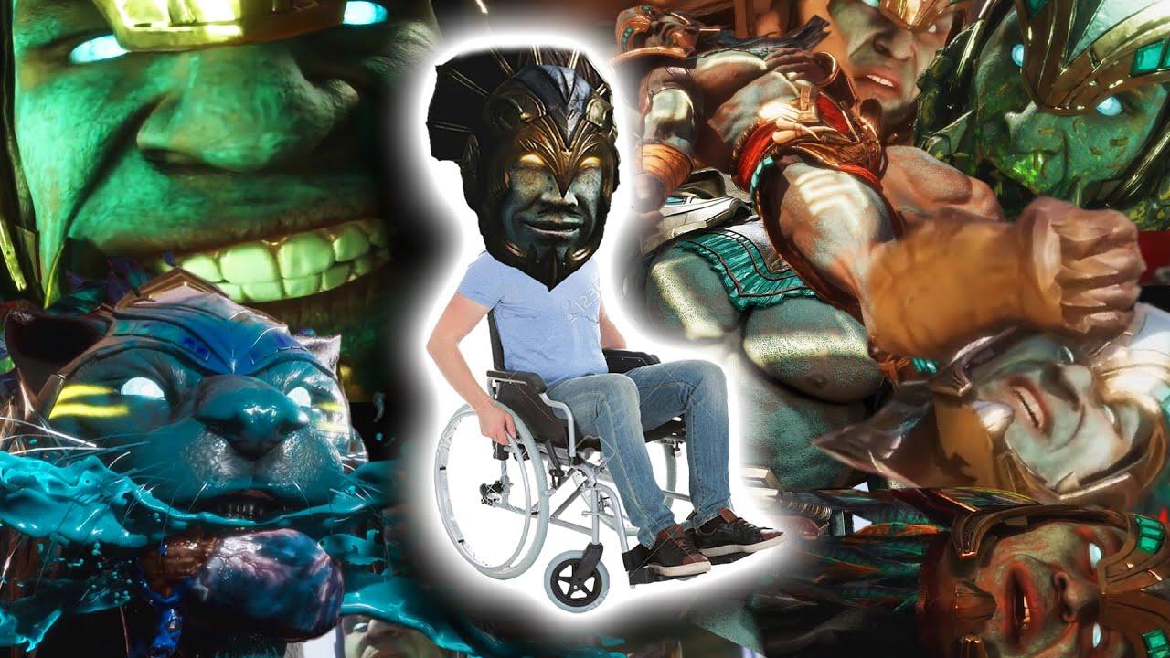 Mortal Kombat 11 : KK in a Wheelchair (FULL SONG)
