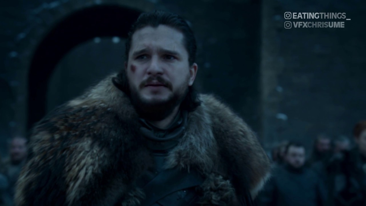 BREAKING: JON SNOW FINALLY APOLOGIZED FOR SEASON 8