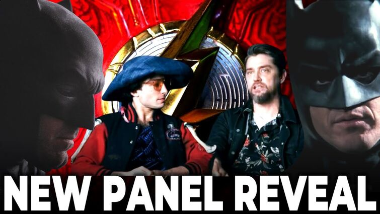 THE FLASH China Panel Talk Batmen, Multi-Villains, Multiverse, & More!