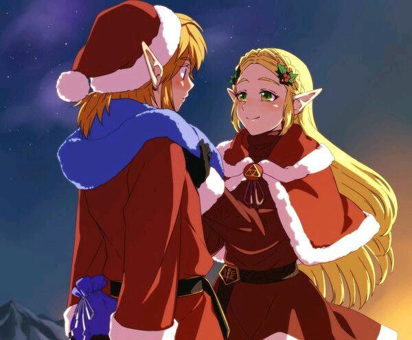 (Sorry wegen meine Schreibweise).Wenn Hyrule Weihnachten feiert BotW..
