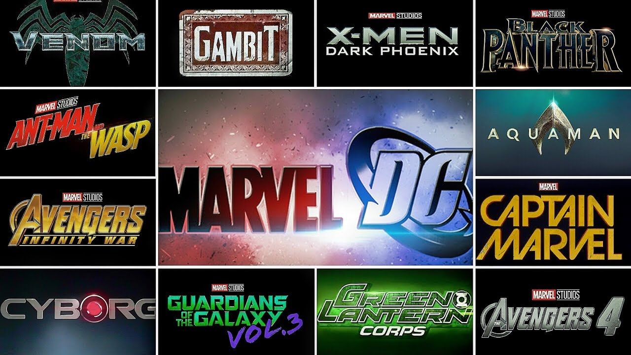 Dc movies coming out in 2020