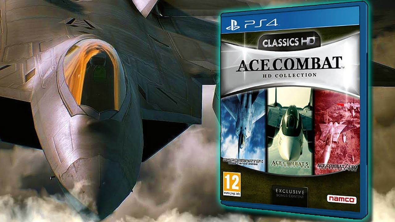 Why Ace Combat Will NOT Receive Remakes