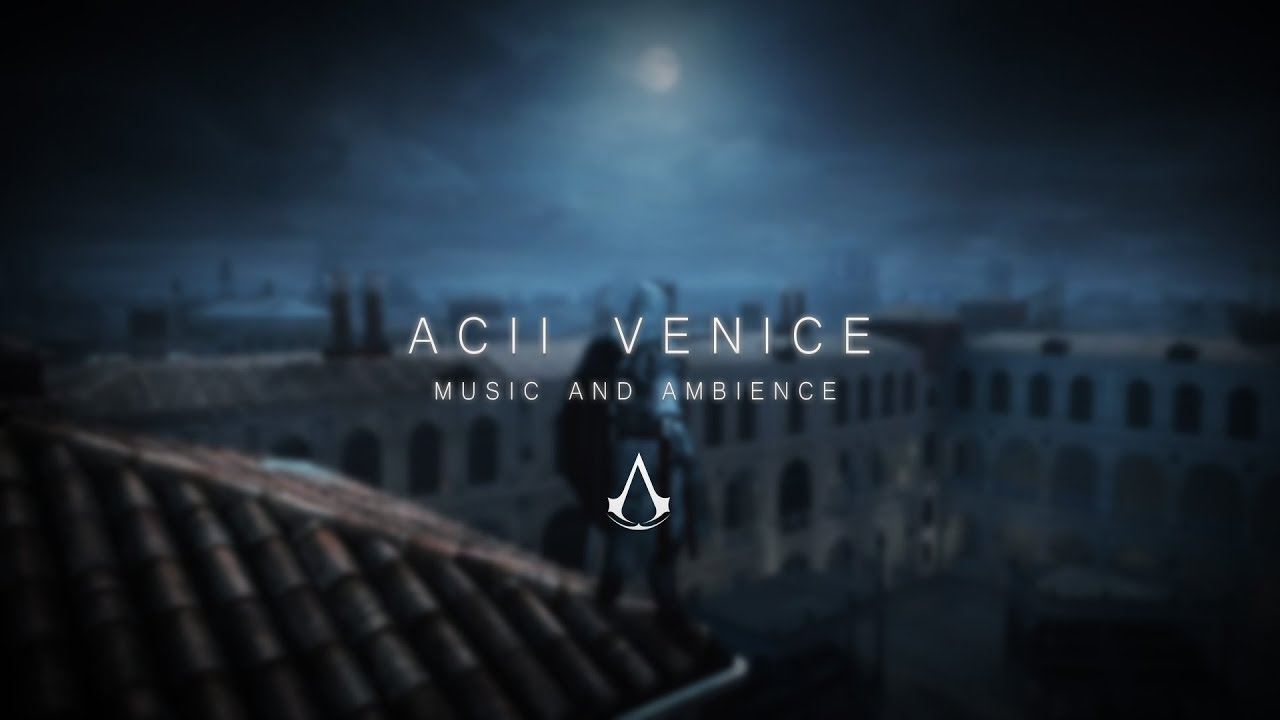 Venice | Assassin's Creed II Ambience and Music | 1 hour
