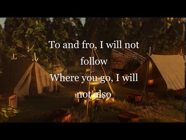 Thus Always To Tyrants - The Oh Hellos (On Screen Lyrics)