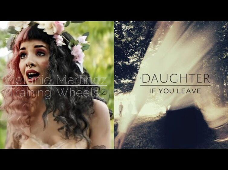 Training Wheels x Youth - Melanie Martinez x Daughter [Mashup] - Wolf Mashups