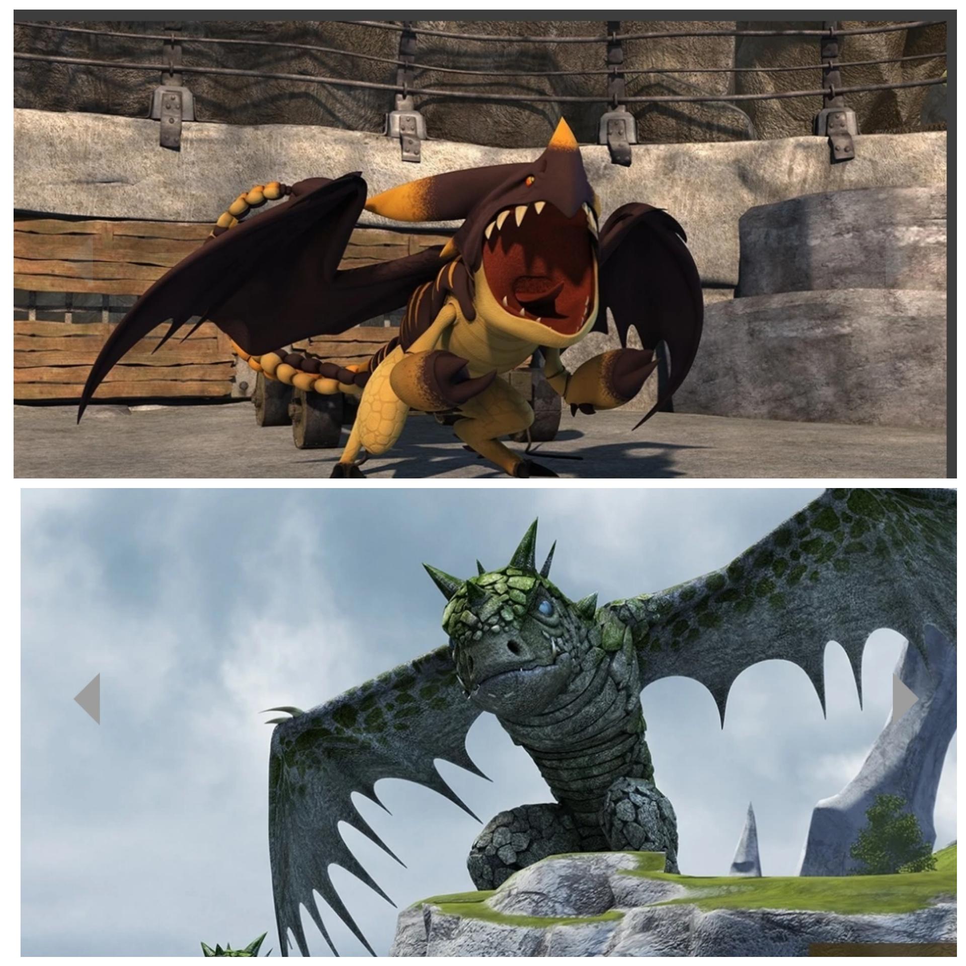 картинки игрушки драконы гонки по краю максимальной мощности