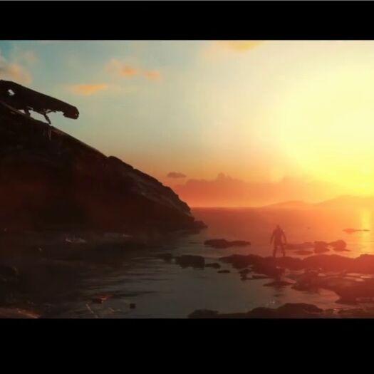 Destiny 2 Cutscene edit