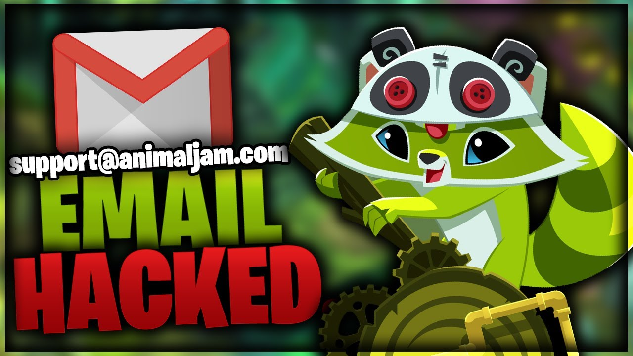 Animal Jam HQ's Email is Being HACKED..