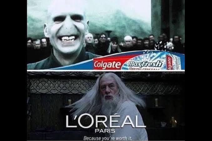 Harry Potter para comerciales :v