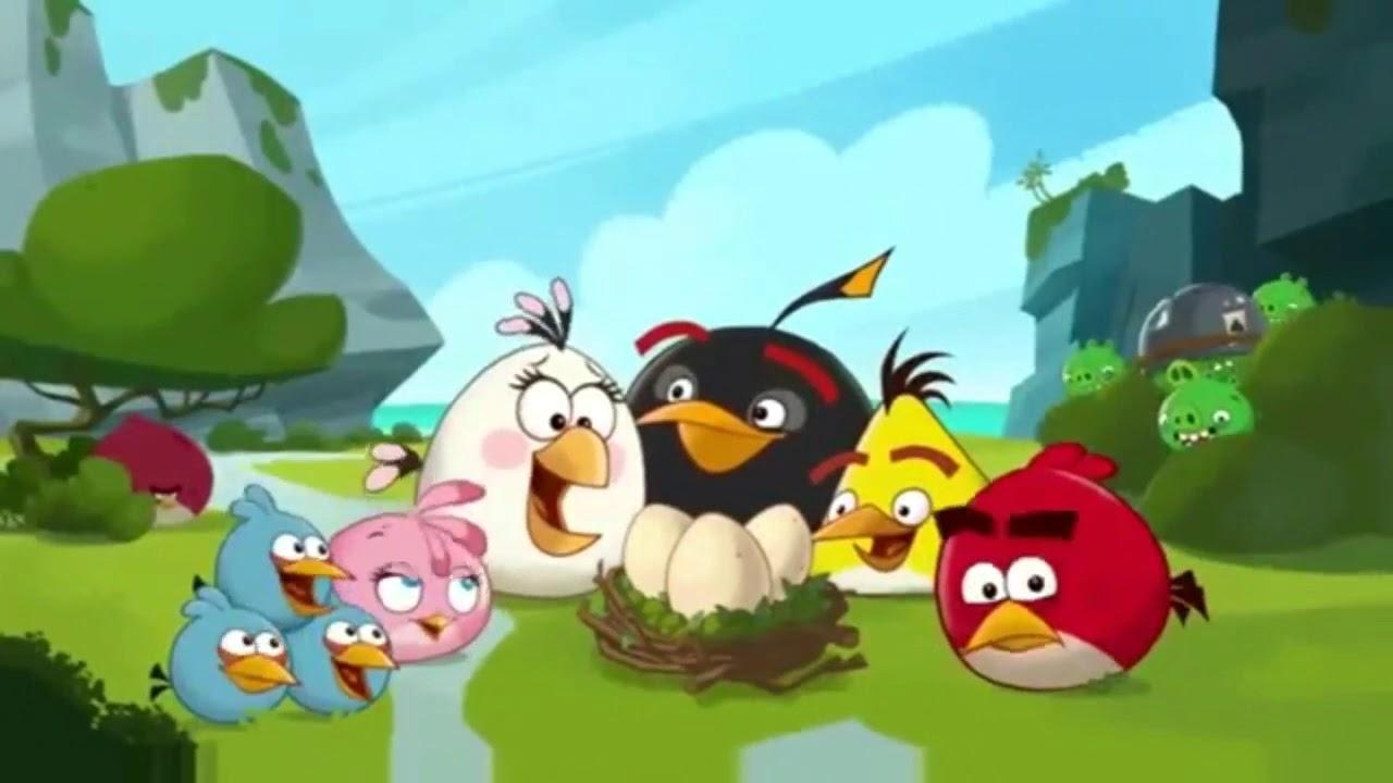 Angry Birds JPN intro Final