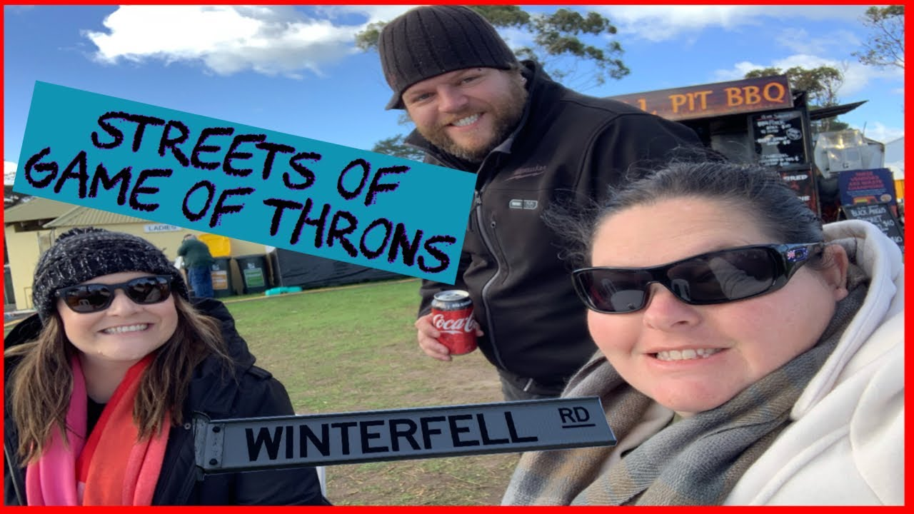 VISIT WINTERFELL || GAME OF THRONES