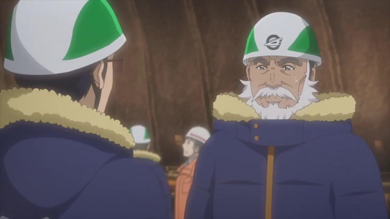 Shinkansen Henkei Robo Shinkalion Mirai kara Kita Shinsoku no ALFA X Episode 1 English Subbed