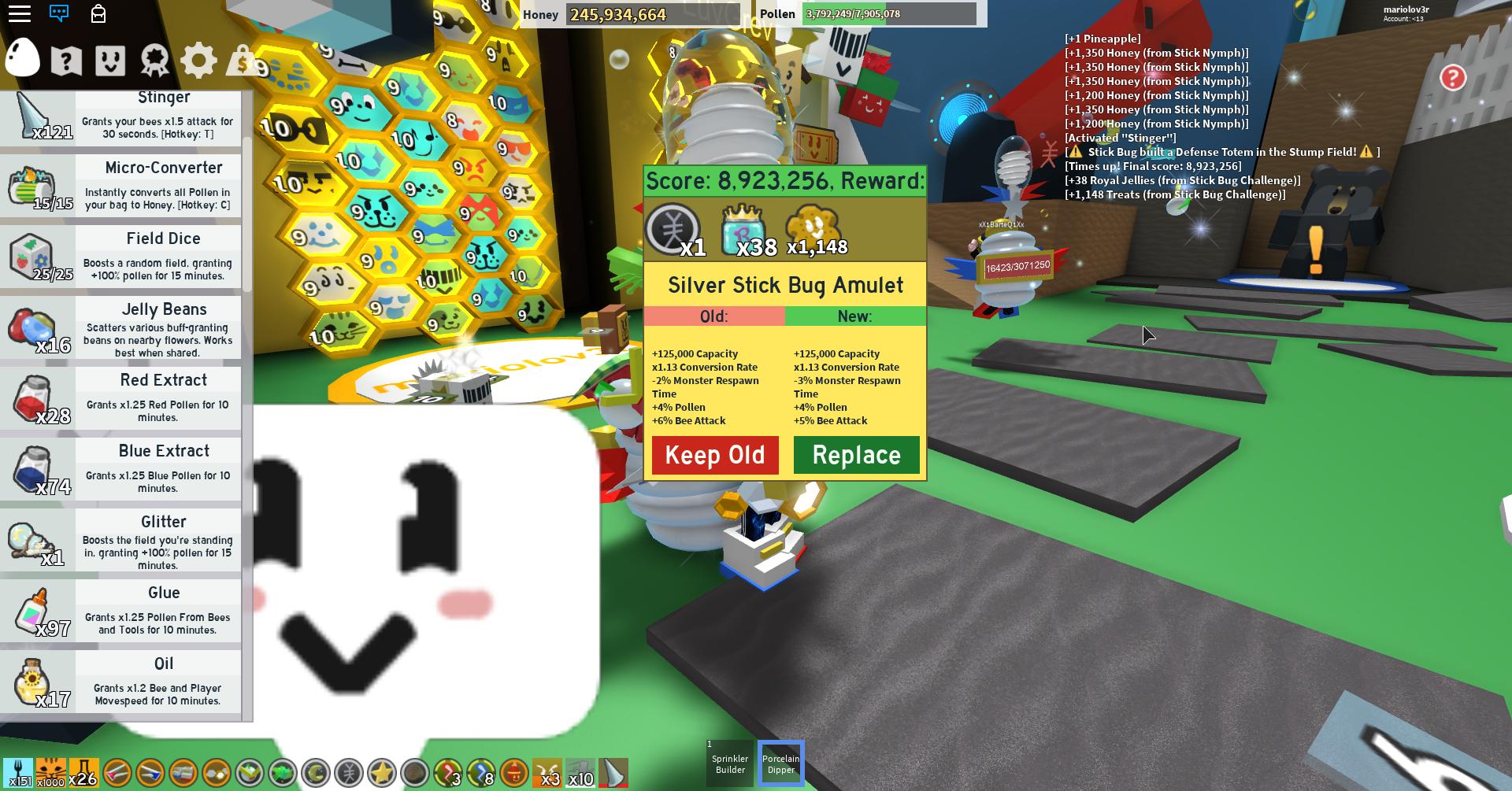 all codes for vacuum simulator roblox